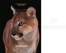 Puma Biotechnology 2015 Annual Report