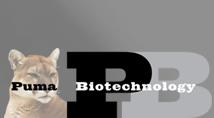 puma biotechnology news